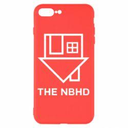 Чехол для iPhone 8 Plus THE NBHD Logo