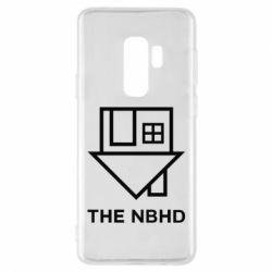 Чехол для Samsung S9+ THE NBHD Logo
