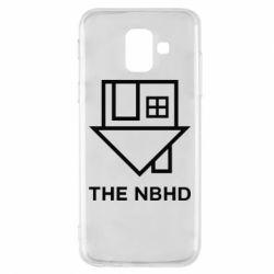 Чехол для Samsung A6 2018 THE NBHD Logo