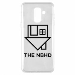 Чехол для Samsung A6+ 2018 THE NBHD Logo