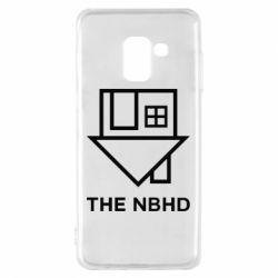 Чехол для Samsung A8 2018 THE NBHD Logo