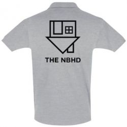 Мужская футболка поло THE NBHD Logo