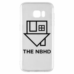Чехол для Samsung S7 EDGE THE NBHD Logo