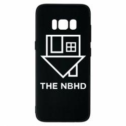 Чехол для Samsung S8 THE NBHD Logo