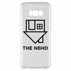Чехол для Samsung S8+ THE NBHD Logo