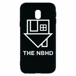 Чехол для Samsung J3 2017 THE NBHD Logo
