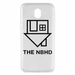 Чехол для Samsung J5 2017 THE NBHD Logo