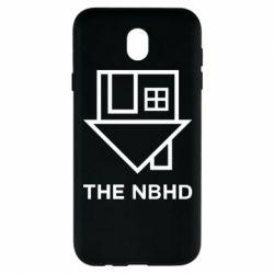 Чехол для Samsung J7 2017 THE NBHD Logo