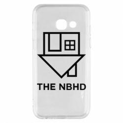 Чехол для Samsung A3 2017 THE NBHD Logo