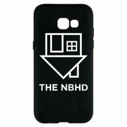 Чехол для Samsung A5 2017 THE NBHD Logo