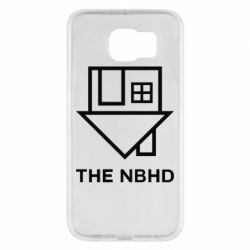 Чехол для Samsung S6 THE NBHD Logo