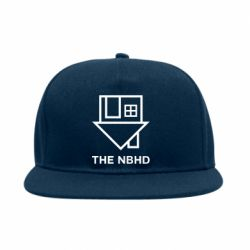 Снепбек THE NBHD Logo