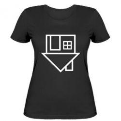 Женская футболка The Neighbourhood Logotype