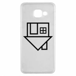 Чехол для Samsung A3 2016 The Neighbourhood Logotype
