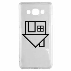 Чехол для Samsung A5 2015 The Neighbourhood Logotype