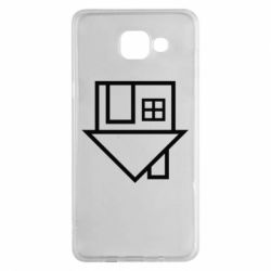 Чехол для Samsung A5 2016 The Neighbourhood Logotype