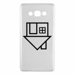 Чехол для Samsung A7 2015 The Neighbourhood Logotype