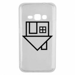 Чехол для Samsung J1 2016 The Neighbourhood Logotype