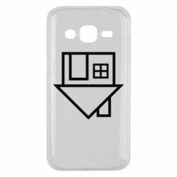 Чехол для Samsung J2 2015 The Neighbourhood Logotype
