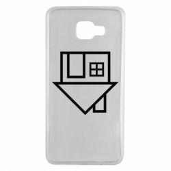 Чехол для Samsung A7 2016 The Neighbourhood Logotype
