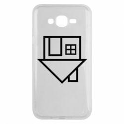 Чехол для Samsung J7 2015 The Neighbourhood Logotype