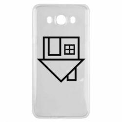 Чехол для Samsung J7 2016 The Neighbourhood Logotype