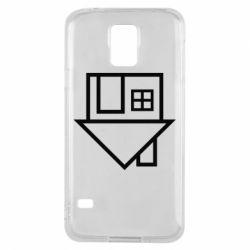 Чехол для Samsung S5 The Neighbourhood Logotype
