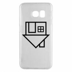 Чехол для Samsung S6 EDGE The Neighbourhood Logotype