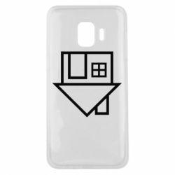 Чехол для Samsung J2 Core The Neighbourhood Logotype