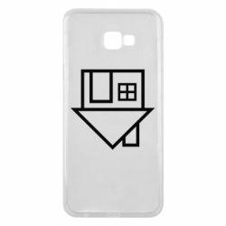 Чехол для Samsung J4 Plus 2018 The Neighbourhood Logotype