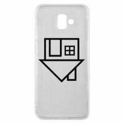 Чехол для Samsung J6 Plus 2018 The Neighbourhood Logotype