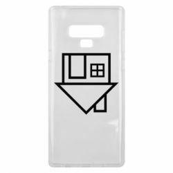 Чехол для Samsung Note 9 The Neighbourhood Logotype
