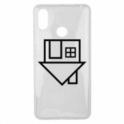 Чехол для Xiaomi Mi Max 3 The Neighbourhood Logotype