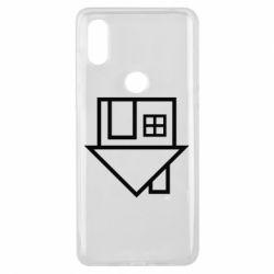 Чехол для Xiaomi Mi Mix 3 The Neighbourhood Logotype