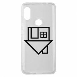 Чехол для Xiaomi Redmi Note 6 Pro The Neighbourhood Logotype