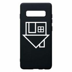 Чехол для Samsung S10+ The Neighbourhood Logotype