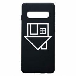 Чехол для Samsung S10 The Neighbourhood Logotype