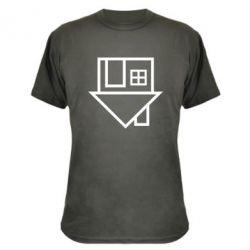 Камуфляжная футболка The Neighbourhood Logotype