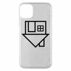 Чехол для iPhone 11 Pro The Neighbourhood Logotype