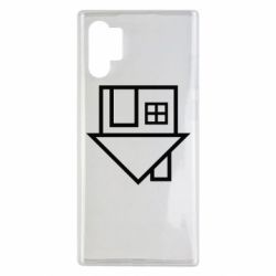 Чехол для Samsung Note 10 Plus The Neighbourhood Logotype