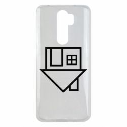 Чехол для Xiaomi Redmi Note 8 Pro The Neighbourhood Logotype