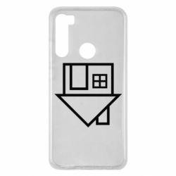 Чехол для Xiaomi Redmi Note 8 The Neighbourhood Logotype