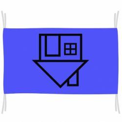 Флаг The Neighbourhood Logotype