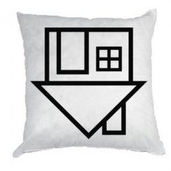 Подушка The Neighbourhood Logotype