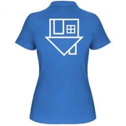 Женская футболка поло The Neighbourhood Logotype