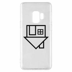 Чехол для Samsung S9 The Neighbourhood Logotype