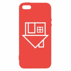 Чехол для iPhone5/5S/SE The Neighbourhood Logotype
