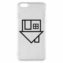 Чехол для iPhone 6 Plus/6S Plus The Neighbourhood Logotype