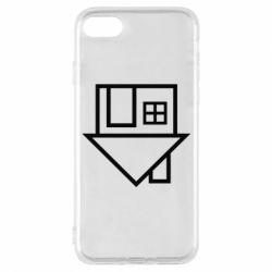 Чехол для iPhone 7 The Neighbourhood Logotype