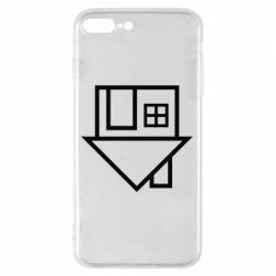 Чехол для iPhone 8 Plus The Neighbourhood Logotype